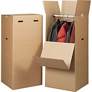 Wardrobe Box for Clothing Storage