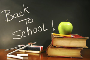 Back to School 2014!