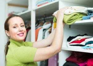 Organizing the Closet