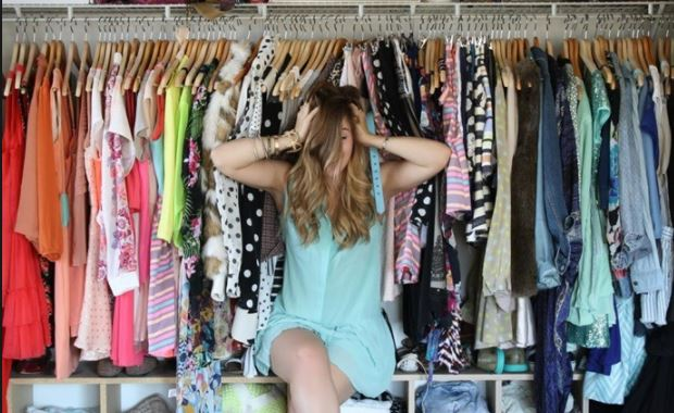 Prevent Over-Crowded Closets With A Small Storage Unit