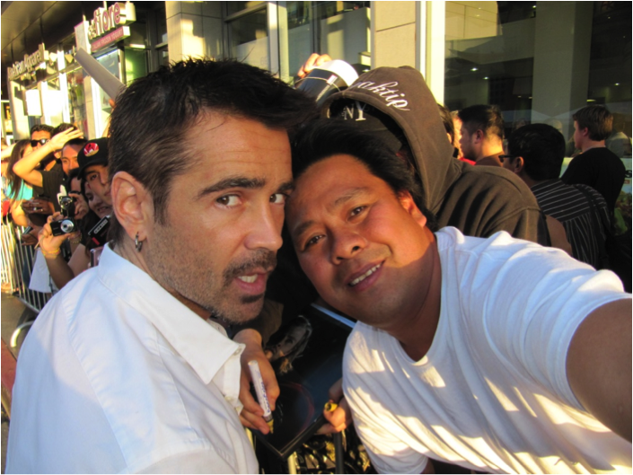 Colin Farrell and Hollywood Joseph