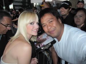 Hollywood Joseph Meets Actress Anna Faris