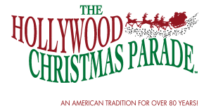 Hollywood Christmas Parade Logo
