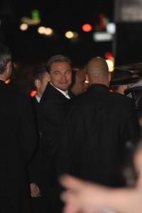 Leonardo DiCaprio at J. Edgar Premiere