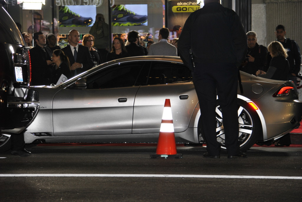 "Leonardo DiCaprio's $100,000 Fisker ""Green"" Sports Car"
