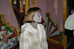World's Most Tattooed Woman at The Guinness World Records Museum