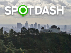 SpotDash Los Angeles App