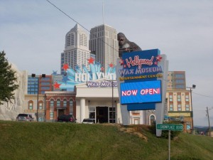Hollywood Wax Museum Pigeon Forge Opened May 11, 2012