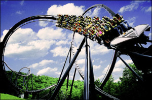 Silver Dollar City Named Best Theme Park