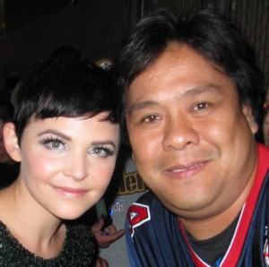Ginnifer Goodwin and Hollywood Joseph