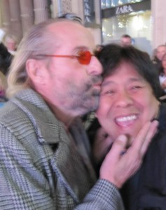 Peter Stormare Kisses Hollywood Joseph