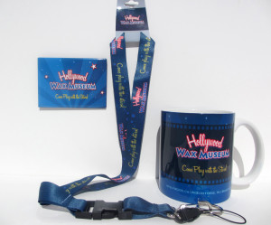 hollywood wax museum souvenirs