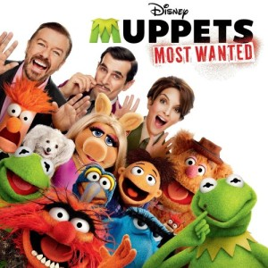 Muppets Most Wanted comes to theatres today, Friday, March 21st!