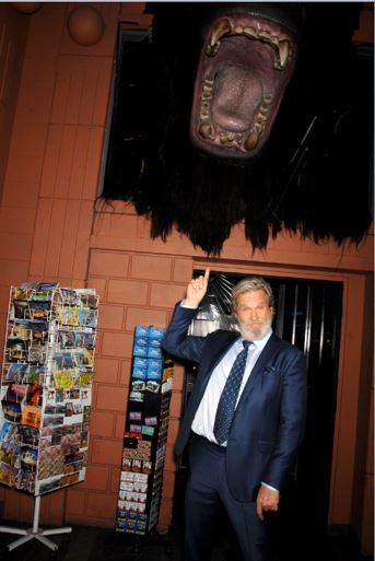 Jeff Bridges at Hollywood Wax Museum